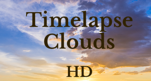 Clouds Timelapse HD