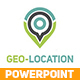 Geolocation presentation powerpoint templete - GraphicRiver Item for Sale