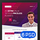 Corporate Flyer - 6 Multipurpose Business Templates vol 11 - GraphicRiver Item for Sale