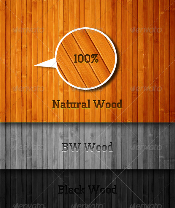 Linear Wood Texture  - Wood Textures