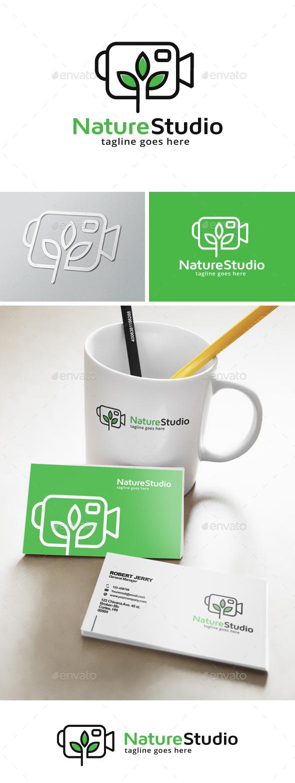 Nature Studio Logo - Nature Logo Templates