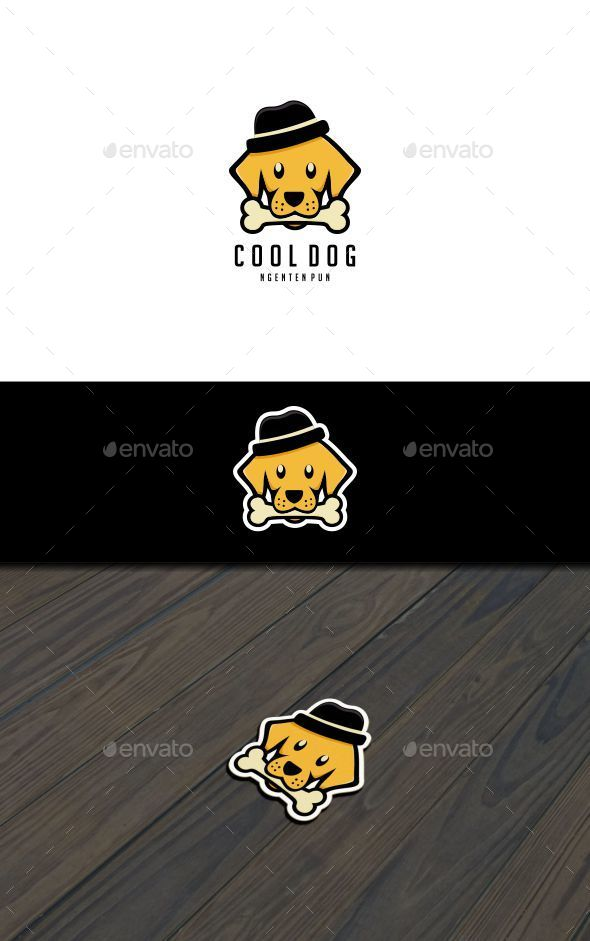 Cool Dog - Logo Templates