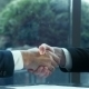 Handshake Of Two Businessmen - VideoHive Item for Sale