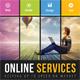 Corporate Business CD Cover Artwork V04