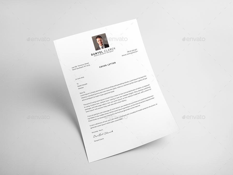 Dummy Cover Letter