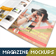 Photography Magazine Advertisement Mockup - GraphicRiver Item for Sale