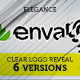 Elegant Clear Ribbon Logo Reveal - VideoHive Item for Sale