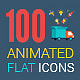 Animated Flat Icons and Concepts Pack - VideoHive Item for Sale
