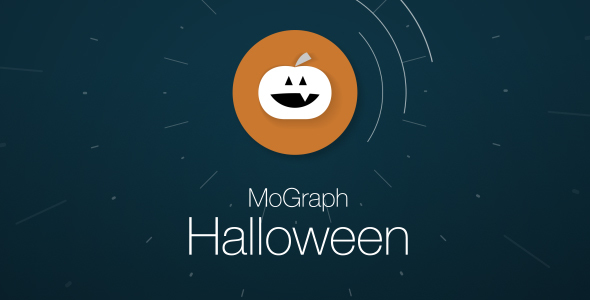 mograph halloween message by enchantedstudios videohive