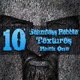 10 Seamless Pebble Textures - Pack One - GraphicRiver Item for Sale