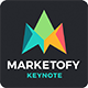 Marketofy - Ultimate Keynote Template - GraphicRiver Item for Sale
