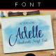 Adelle Script Typeface - GraphicRiver Item for Sale