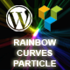 Rainbow Curves Particle - CodeCanyon Item for Sale