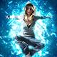 Energy Splash Photoshop Action - GraphicRiver Item for Sale