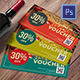 Voucher Card - GraphicRiver Item for Sale