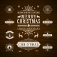 Christmas Decorations Design Elements - GraphicRiver Item for Sale