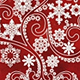 Elegant Christmas Background Animation - VideoHive Item for Sale