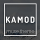 KAMOD- eCommerce Muse Template - ThemeForest Item for Sale