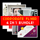 Corporate Business Flyer Bundle - GraphicRiver Item for Sale