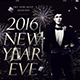 New Years Eve 2016 / Flyer Template - GraphicRiver Item for Sale