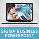Sigma Multipurpose Business Powerpoint Template - GraphicRiver Item for Sale