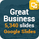 Great Business Multipurpose Google Slides Presenta - GraphicRiver Item for Sale