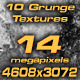 10 Grunge texture pack - GraphicRiver Item for Sale