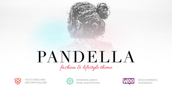 Pandella – Fashion & Lifestyle Blog Theme