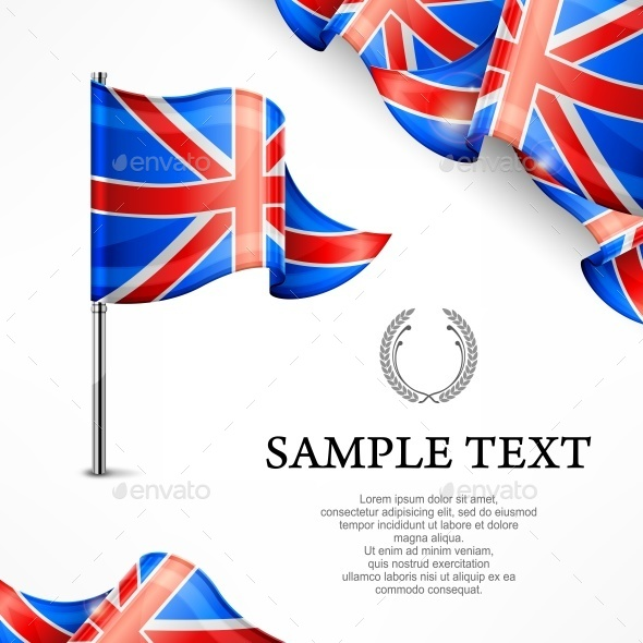 British Flag  - Miscellaneous Vectors