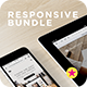 Responsive Screens Device Mock-Up Bundle - GraphicRiver Item for Sale