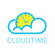 Cloud Time logo - GraphicRiver Item for Sale