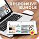 Responsive Screens Device Mock-Up Vol 02 - GraphicRiver Item for Sale