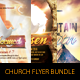 Church Flyers Bundle  - GraphicRiver Item for Sale