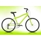 Bicycle On a White Background. Vector. - GraphicRiver Item for Sale