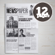 A3 Newspaper Template - GraphicRiver Item for Sale