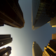 Down Town Los Angeles City Buildings - VideoHive Item for Sale