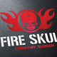 Fire Skull - GraphicRiver Item for Sale