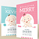 Baby Shower Invitation Card - GraphicRiver Item for Sale