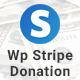 Viavi Stripe Donation for WordPress