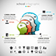 School Infographic - GraphicRiver Item for Sale