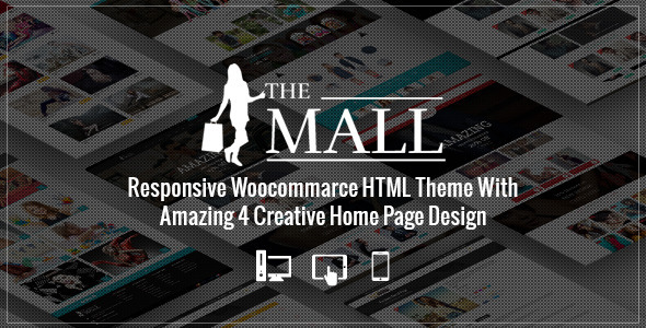 TheMall – Multipurpose eCommerce Fashion Store