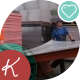 Workers Loaded Polycarbonate Sheets To The Tape - VideoHive Item for Sale