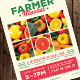 Farmer Market Flyer - GraphicRiver Item for Sale