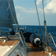 Yacht Straight Ahead - VideoHive Item for Sale