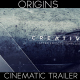 Origins Cinematic Trailer - VideoHive Item for Sale