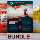 Bundle Business Tech Flyers - GraphicRiver Item for Sale