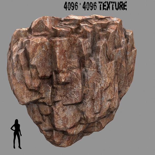 rock_4 - 3DOcean Item for Sale