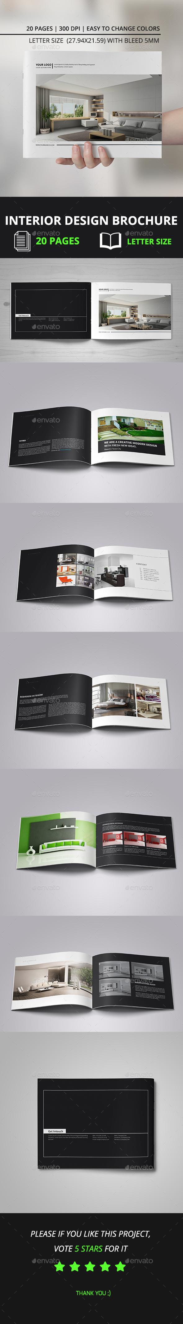 Interior Design Brochure 2016 - Catalogs Brochures