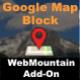 Google Map Block for WebMountain - CodeCanyon Item for Sale