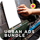 Urban Advertising Flyer Poster Mock-Up Bundle - GraphicRiver Item for Sale